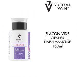 Flacon vide Cleaner Finish Manicure VV 150ml
