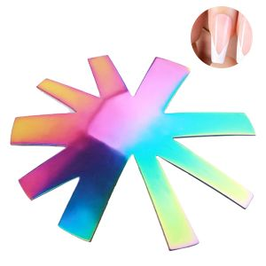 French Trimmer V-Shape Rainbow