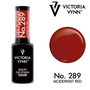 Gel Polish 289 Modernist Red