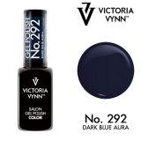 Gel Polish 292 Dark Blue Aura