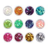 Dazzling Heart Pack 12 couleurs