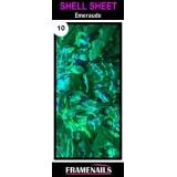 Shell Sheet no10 Emeraude