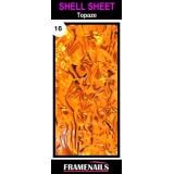Shell Sheet no16 Topaze