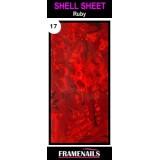 Shell Sheet no17 Ruby