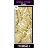 Shell Sheet no18 Marble