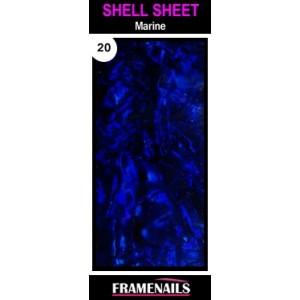 Shell Sheet no20 Marine