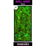 Shell Sheet no21 Green