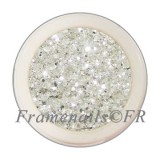 Mix Bling Bling Milk Silver No21