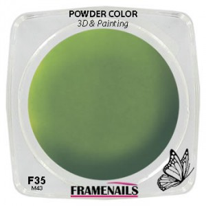 Acrylic Powder Color F35 (3,5gr)