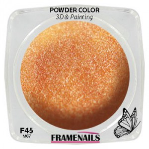 Acrylic Powder Color F45 (3,5gr)