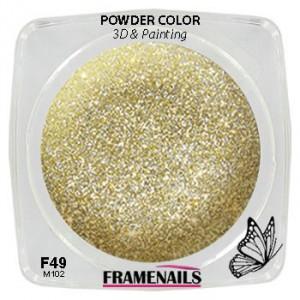 Acrylic Powder Color F49 (3,5gr)