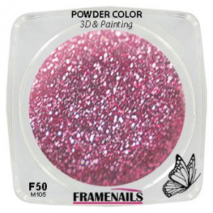 Acrylic Powder Color F50 (3,5gr)