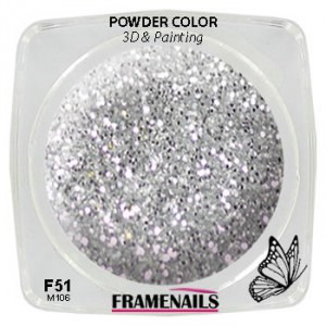 Acrylic Powder Color F51 (3,5gr)