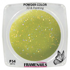 Acrylic Powder Color F54 (3,5gr)