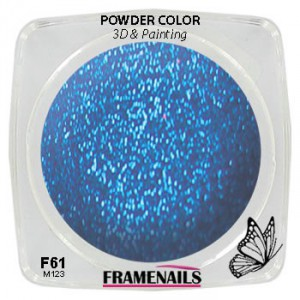 Acrylic Powder Color F61 (3,5gr)