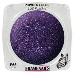 Acrylic Powder Color F68 (3,5gr)