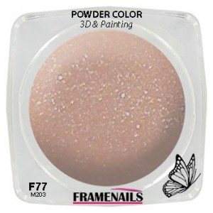 Acrylic Powder Color F77 (3,5gr)