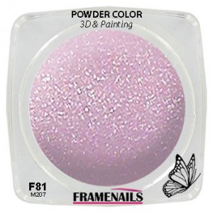Acrylic Powder Color F81 (3,5gr)