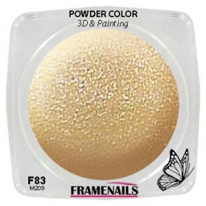 Acrylic Powder Color F83 (3,5gr)