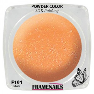 Acrylic Powder Color F101 (3,5gr)