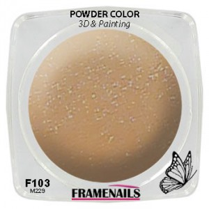 Acrylic Powder Color F103 (3,5gr)
