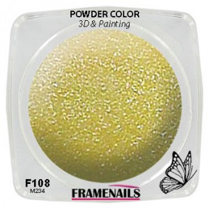 Acrylic Powder Color F108 (3,5gr)