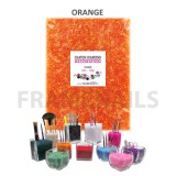 Chatons Diamond Déco Orange (160gr)