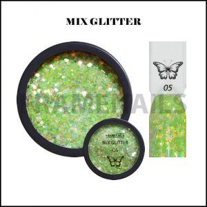 Mix Glitter 05 (5gr)