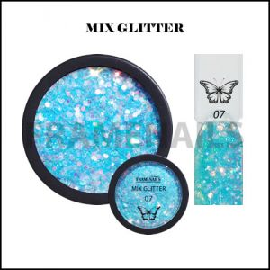 Mix Glitter 07 (5gr)