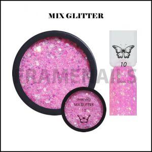 Mix Glitter 10 (5gr)