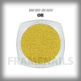 Micro Beads Or