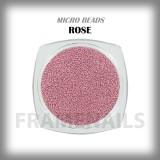 Micro Beads Rose