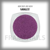 Micro Beads Violet