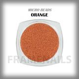 Micro Beads Orange