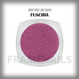 Micro Beads Fuschia