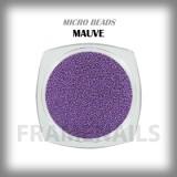 Micro Beads Mauve
