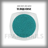 Micro Beads Turquoise