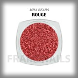 Micro Billes Rouge 5gr