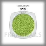 Micro Billes Vert Anis 5gr