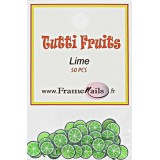 Tutti Fruits Lime par 50