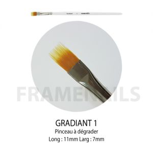 Pinceau Gradiant 1