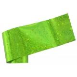 Transfer Foil 36 Lime Glitter