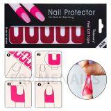Nail Protector Red (10pcs)