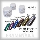 Pearlescent Powder Kit (6x1gr)