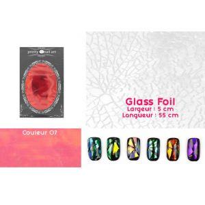 Glass Foil couleur 07