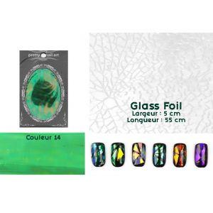 Glass Foil couleur 14