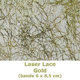 Laser Lace Gold (6x8,5cm)