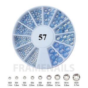Carrousel N°57 Opal Blue