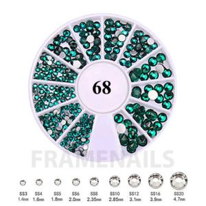 Carrousel N°68 Blue Zircon