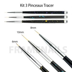 Kit Pinceaux Tracer N°2
